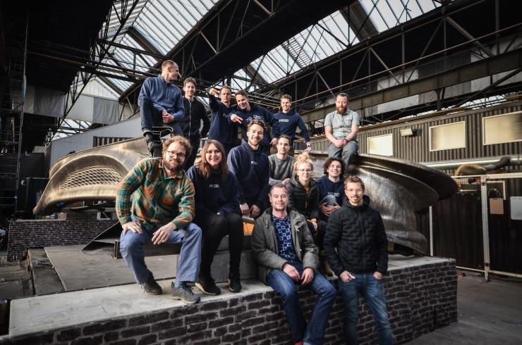 9. MX3D Team by Adriaan de Groot